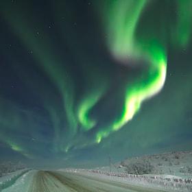 Aurora Borealis by Maxim Letovaltsev (MaximLetovaltsev)) on 500px.com