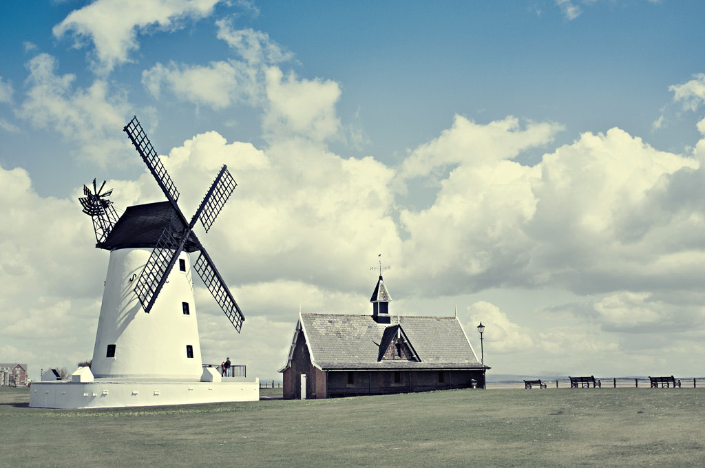 Photograph Lytham Windmill by Daniel Talbot on 500px