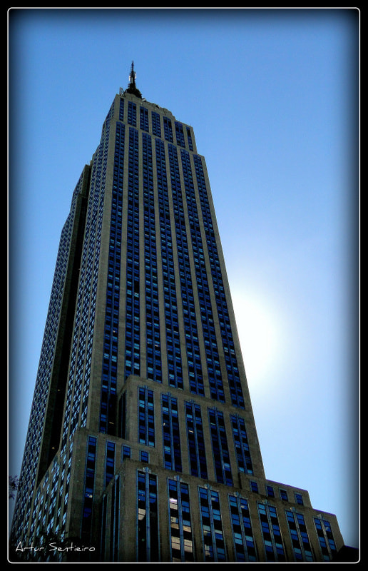 Photograph New York - Empire State Building by Artur  Sentieiro on 500px