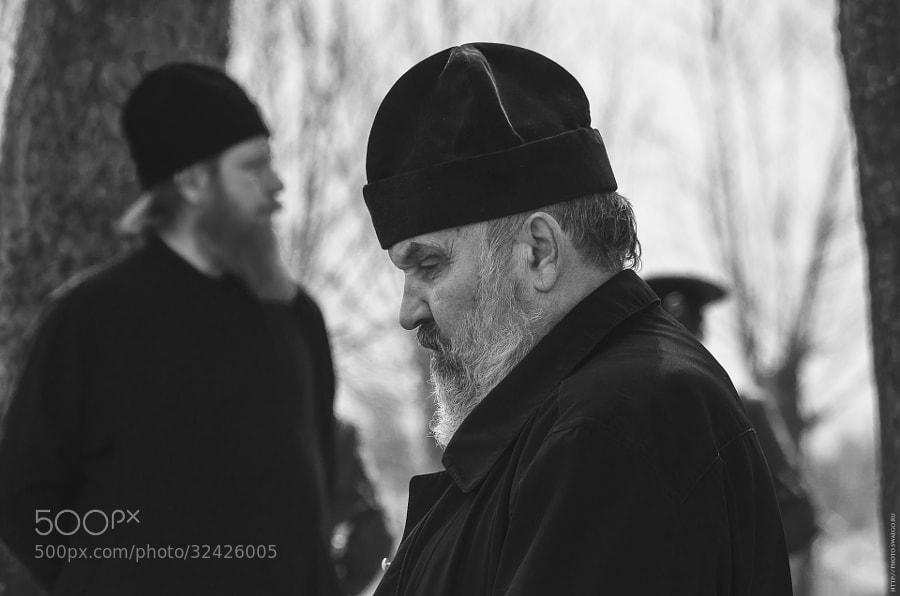 Burial service by Tolik Maltsev on 500px.com