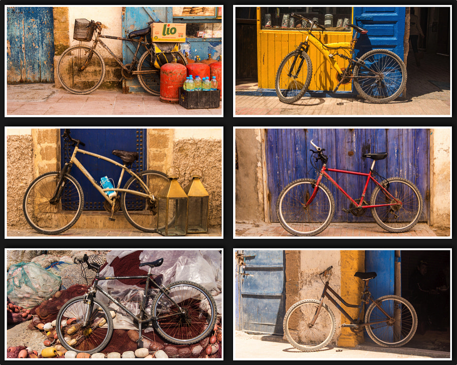 Bicycle of Essaouira