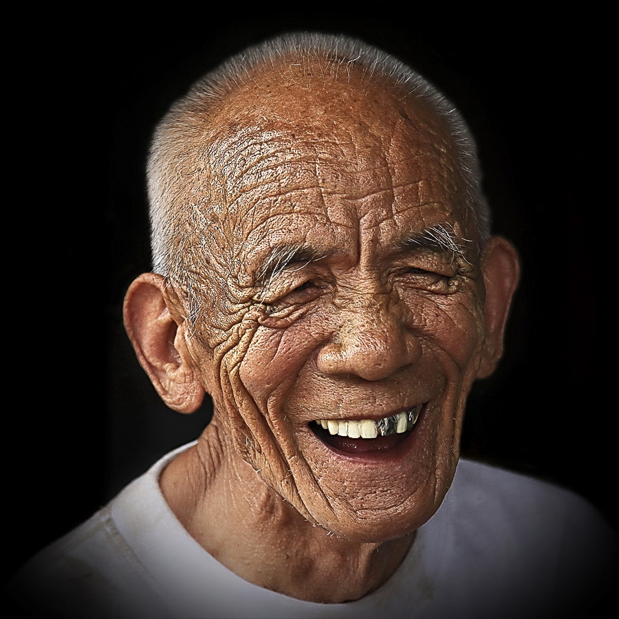 Photograph AGELESS SMILE by Agoes SK on 500px