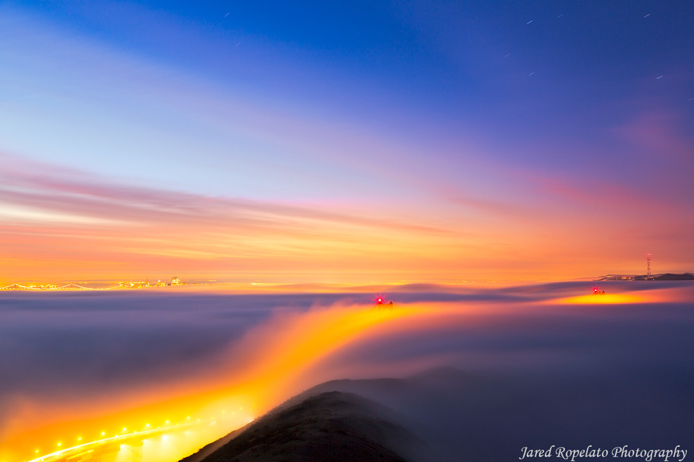 Photograph Sunrise in the City of Dreams by jared ropelato on 500px