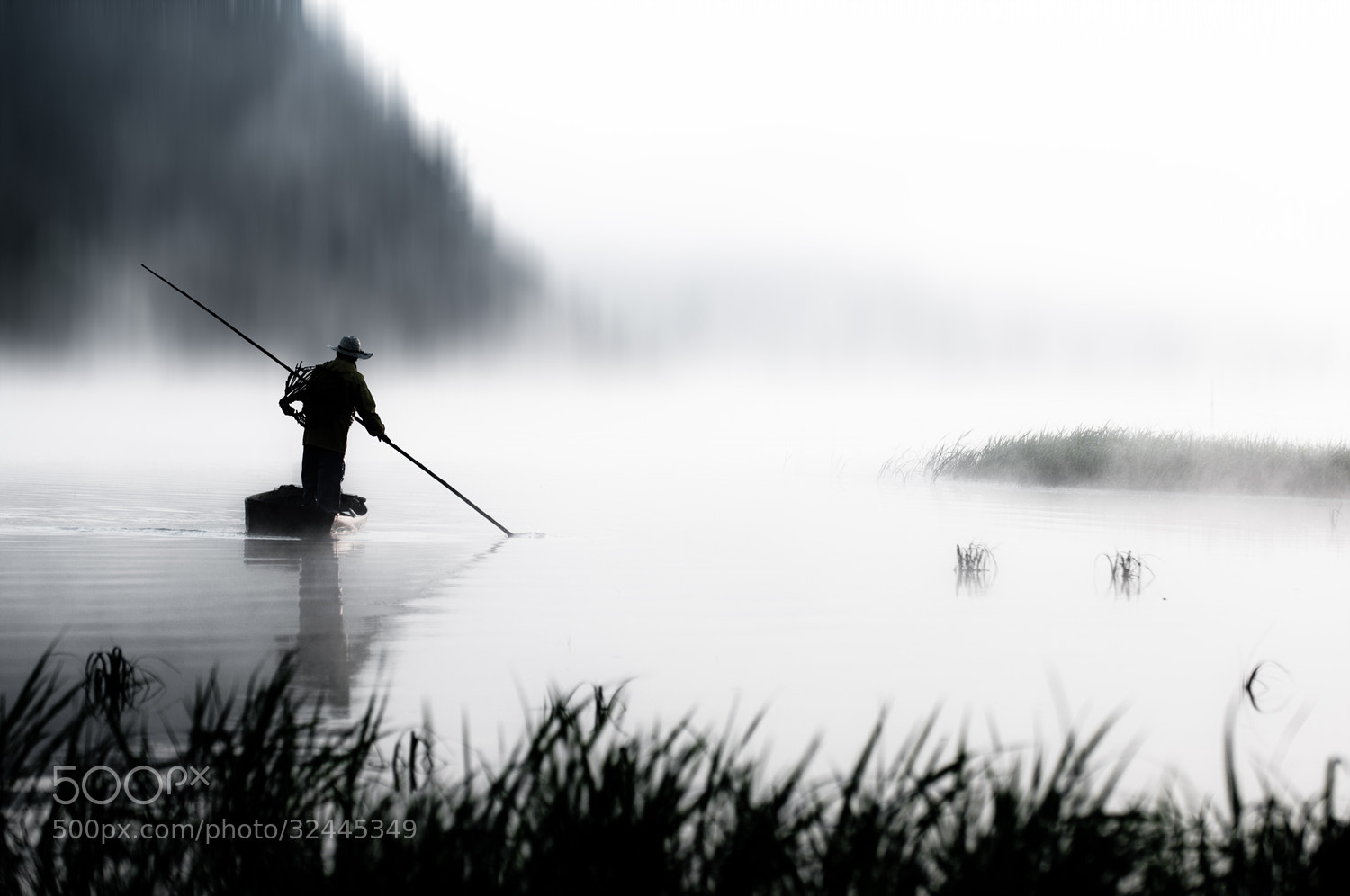 Photograph Misty by Dowon Choi on 500px