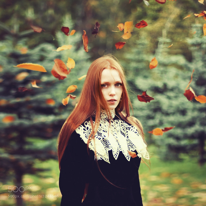 Photograph Masha by Olga Aprelskaya on 500px