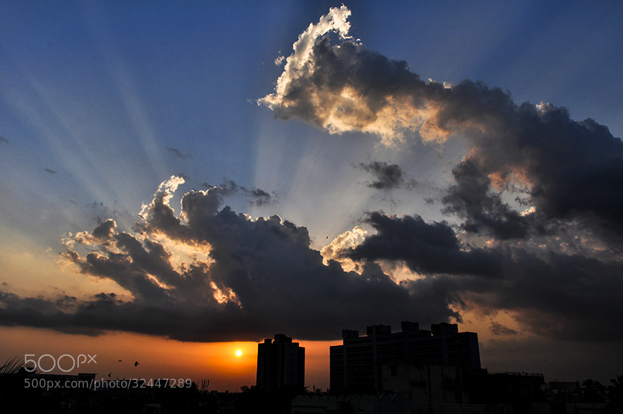 Photograph As The Sun Goes Down by _Ronnie on 500px