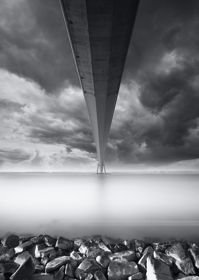 Photograph • Normandie Bridge • by Jubu Photographie on 500px