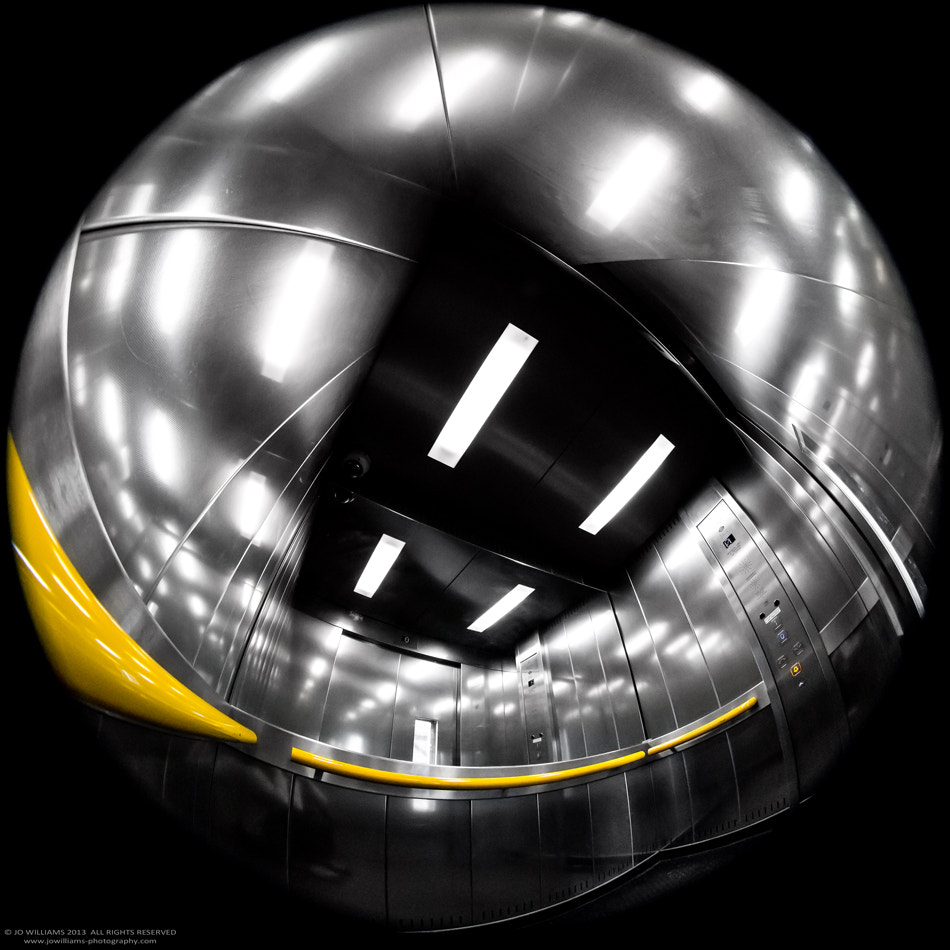 Photograph Trapped in an Elevator ............... by jo williams on 500px