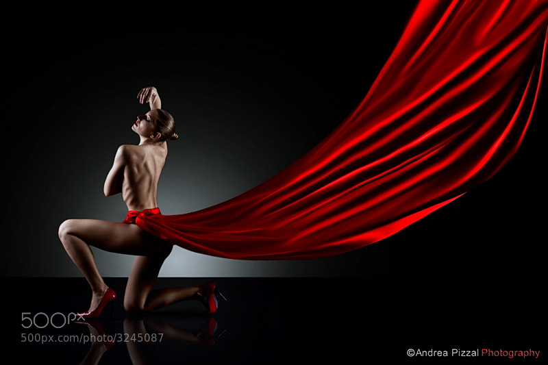 Photograph Le Fil Rouge... by Andrea Pizzal on 500px