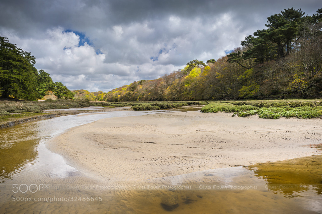 Photograph Le Conquet by Olivier Maurin on 500px