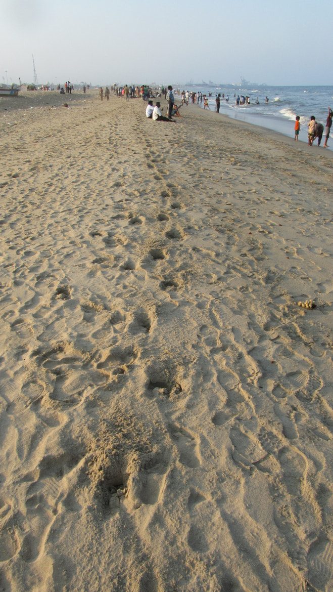 Photograph footprints by Puneet Joshi on 500px