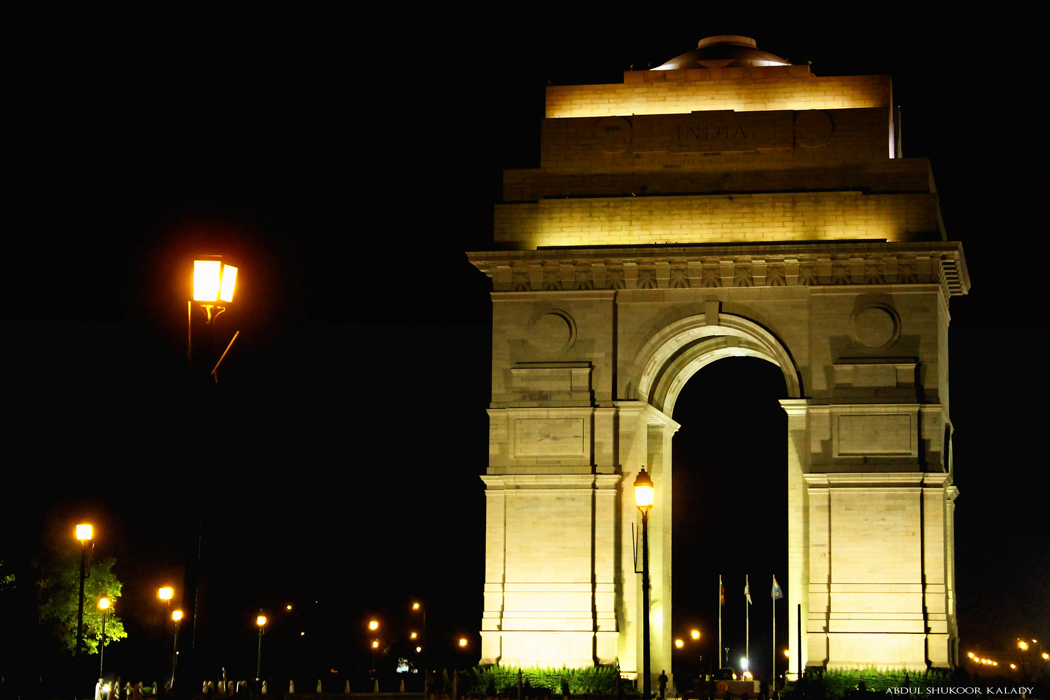 Photograph INDIA GATE by Abshu kalady on 500px
