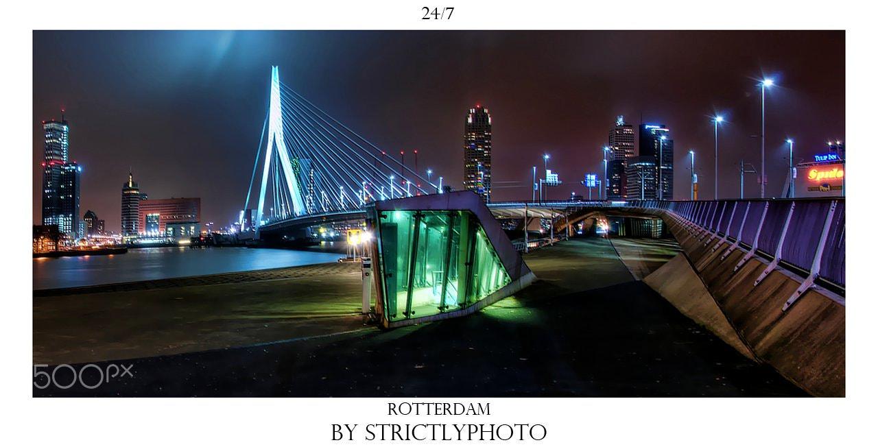 Photograph bladerunner by Patrick Strik on 500px