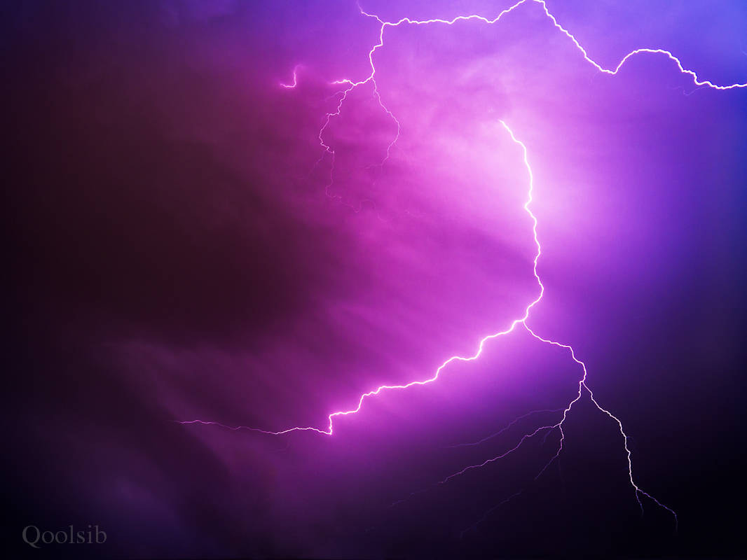 Photograph Lightening  by raz has on 500px