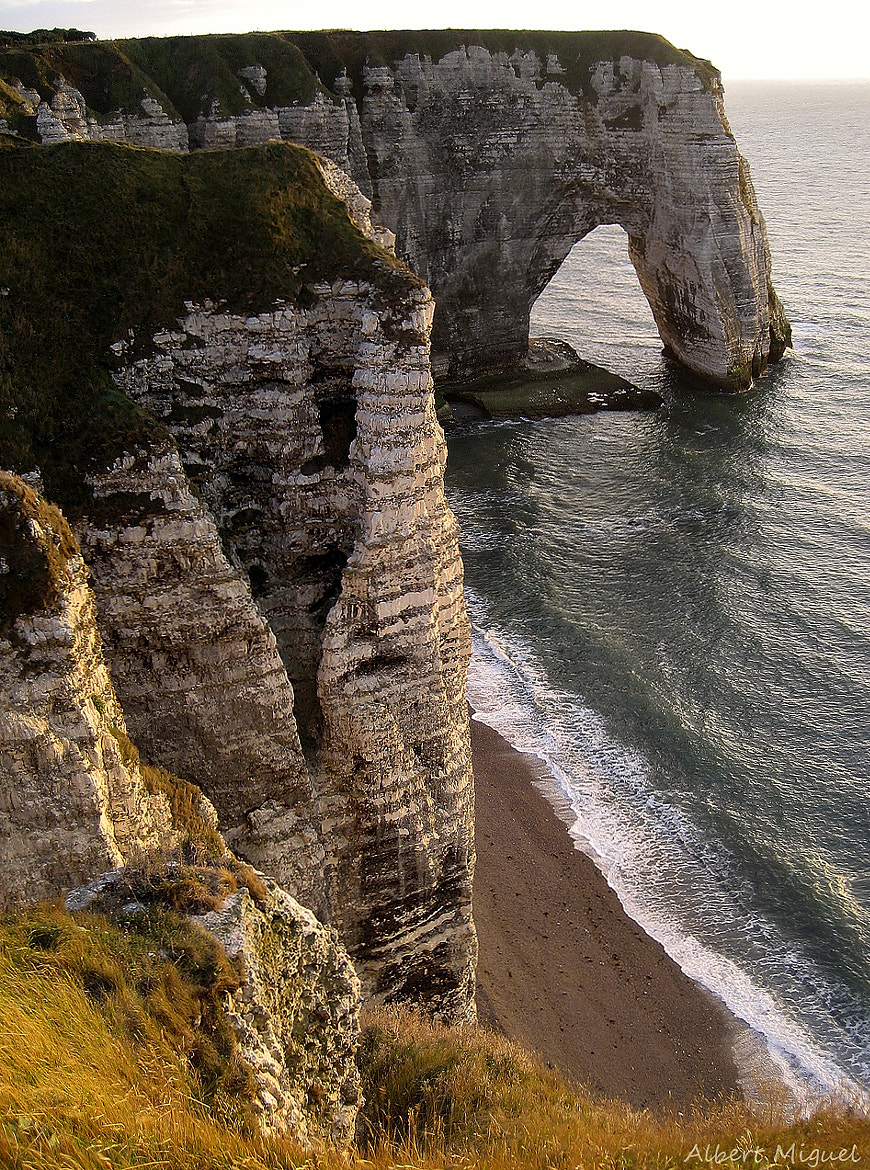 Photograph Falaises by Albert Miguel on 500px