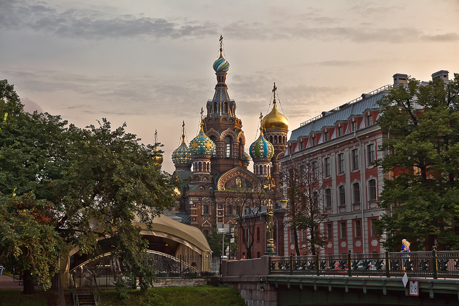 Photograph The Church of the Savior on Spilled Blood by Danil Starikov on 500px