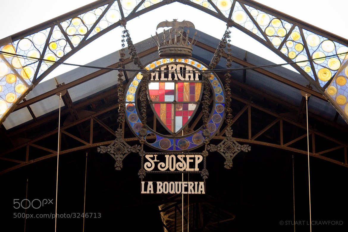 Photograph La Boqueria by Stuart Crawford on 500px