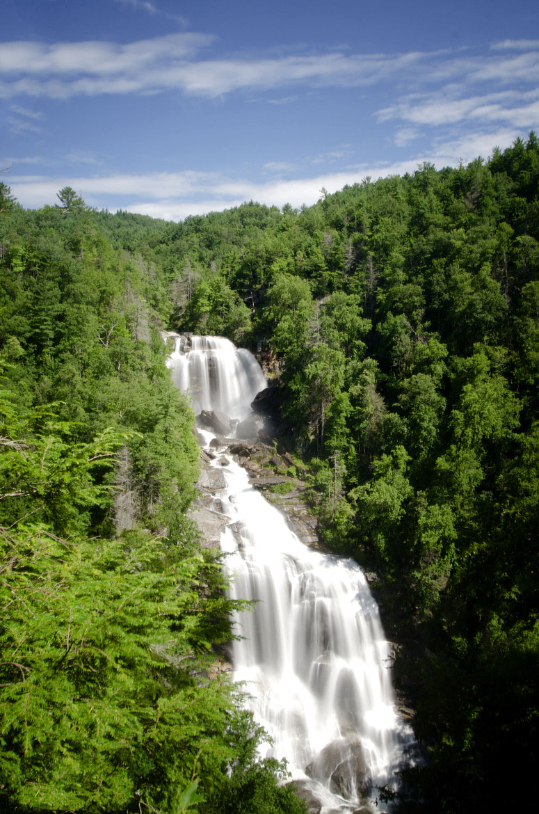 Photograph Whitewater Falls by Stacy White on 500px