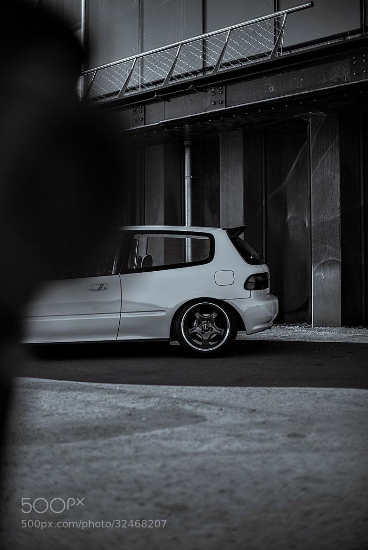 Photograph Honda Civic by Zilvinas Drevinskas on 500px