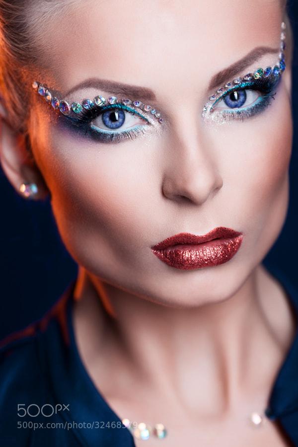 Photograph Dasha by Marta Mikhaylova on 500px