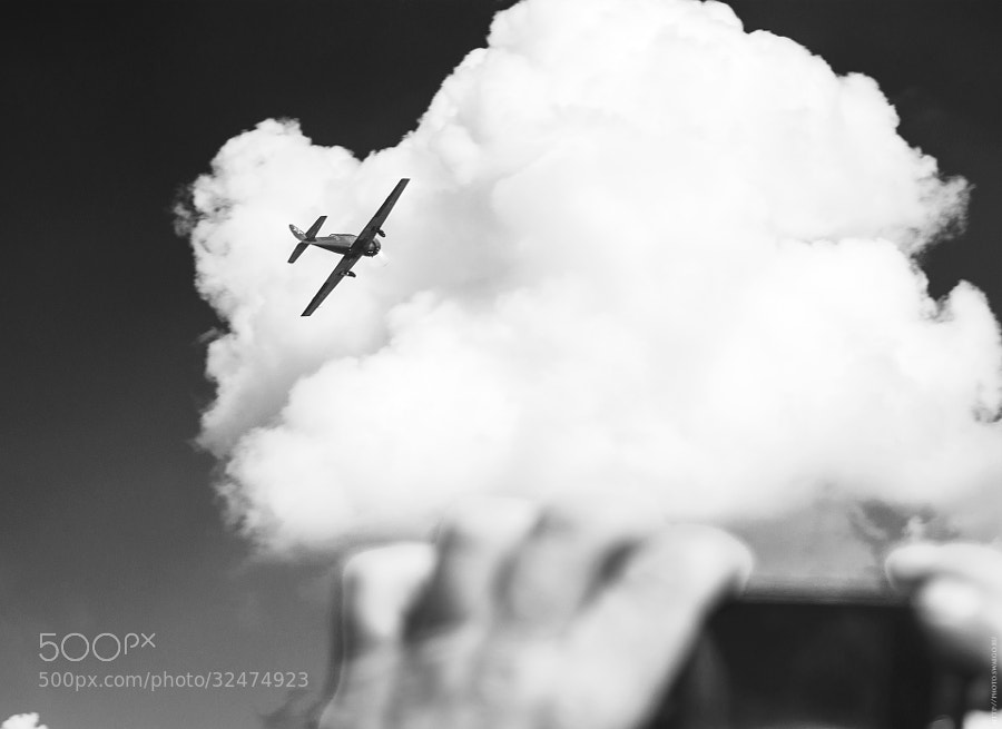 In the clouds by Tolik Maltsev on 500px.com