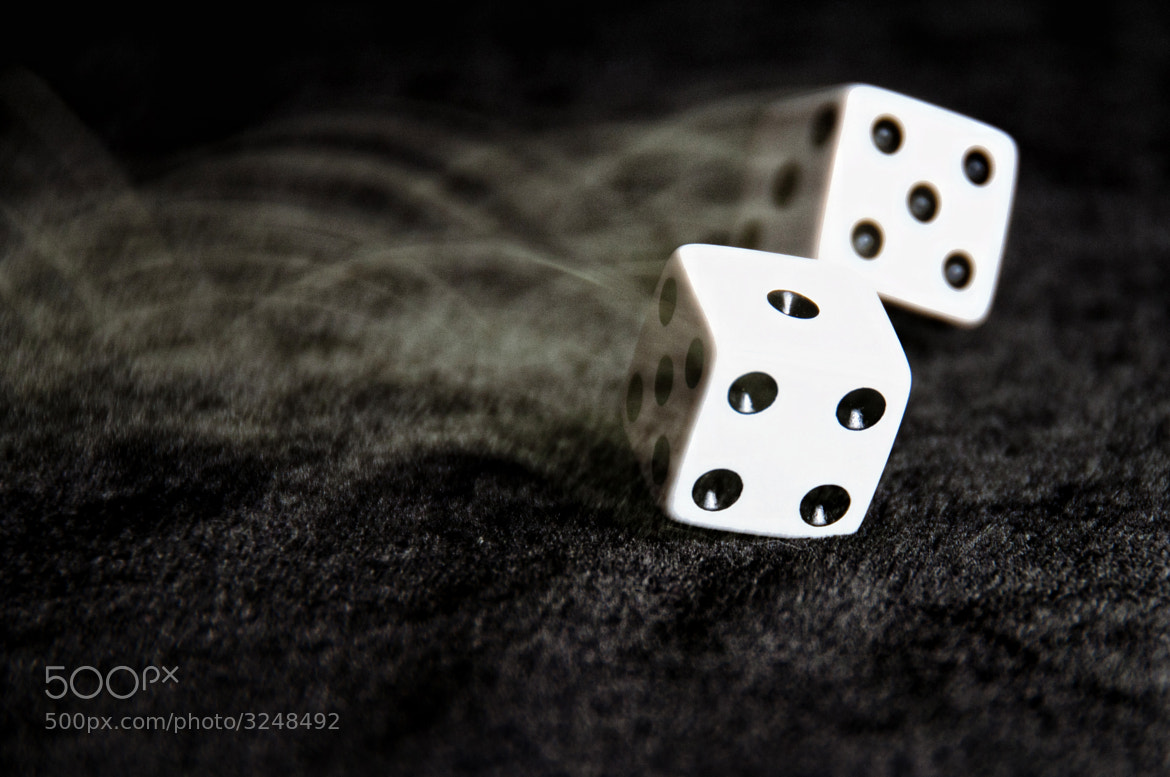 Photograph Roll the dice by Martin Cauchon on 500px