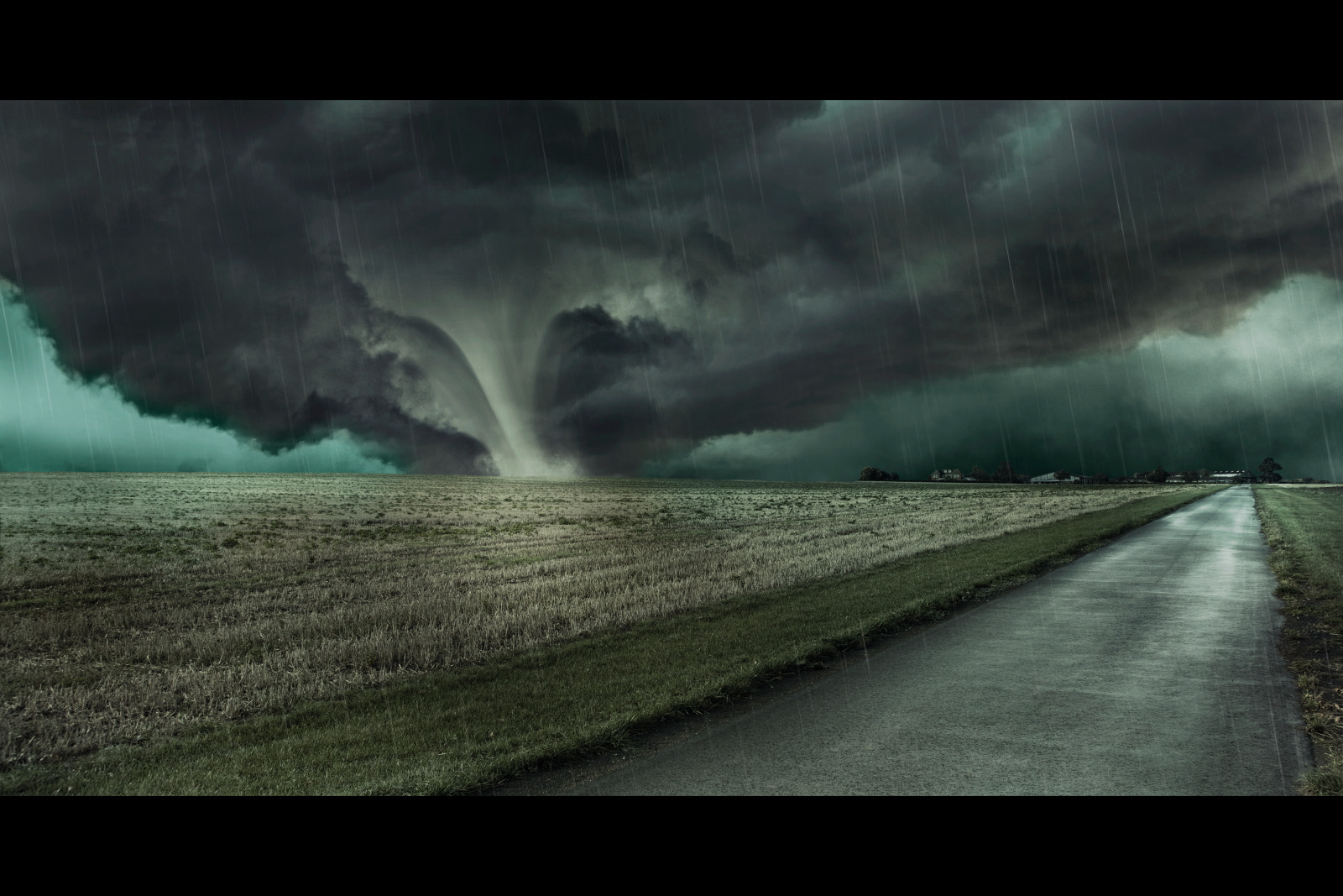 Photograph Tornado by Mike Andrews on 500px