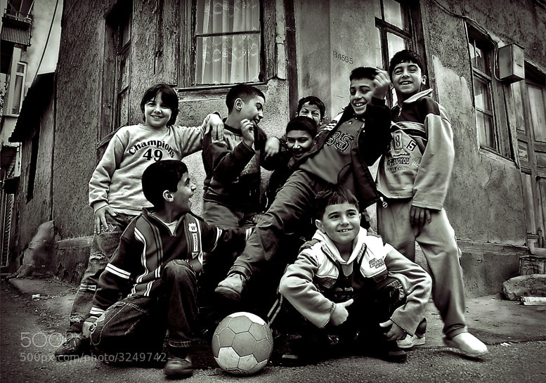 Photograph Kids. by Salih Akyürek on 500px