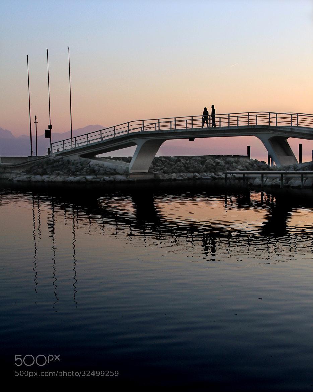 Photograph Lake Léman by Krzysztof Sprawa on 500px