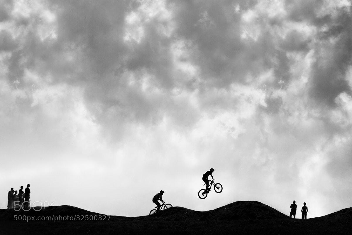 Photograph Skywriter by Andrej Grznar on 500px