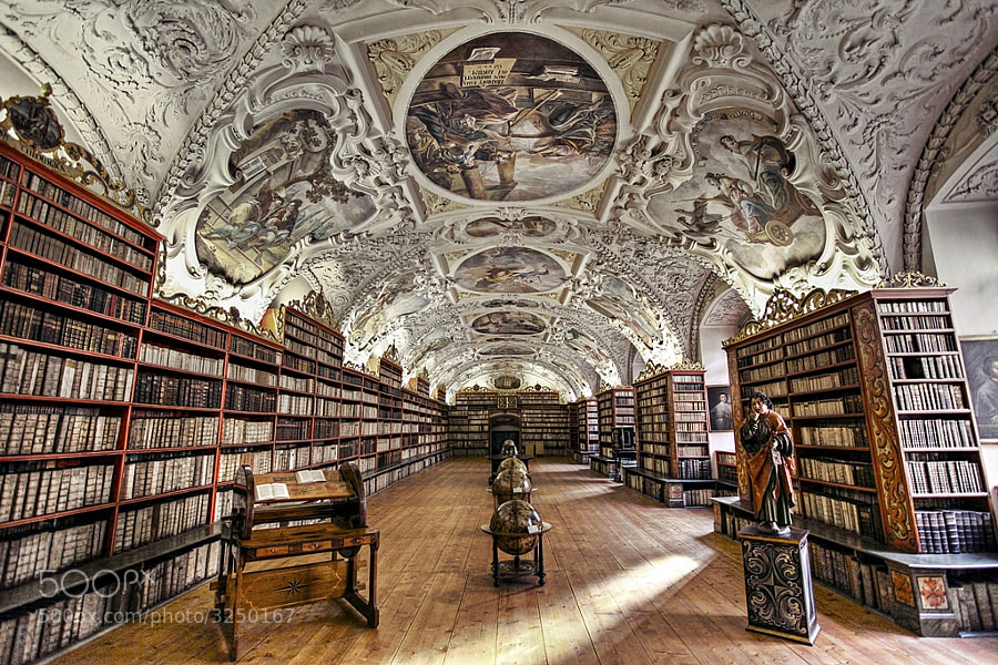 Photograph Strahov Monastery by erhan sasmaz on 500px
