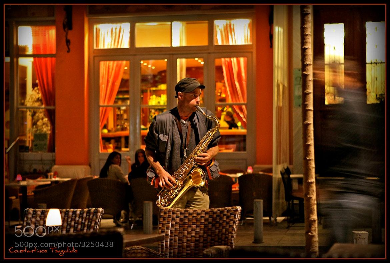 Photograph Street Music - Athens Greece by Konstantinos Tsagkalidis on 500px
