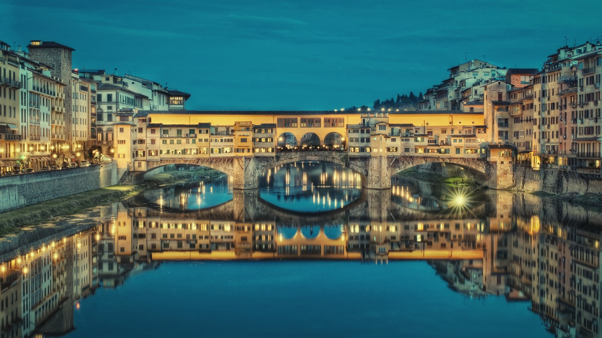 Photograph Ponte Vecchio by Jonas Ginter on 500px