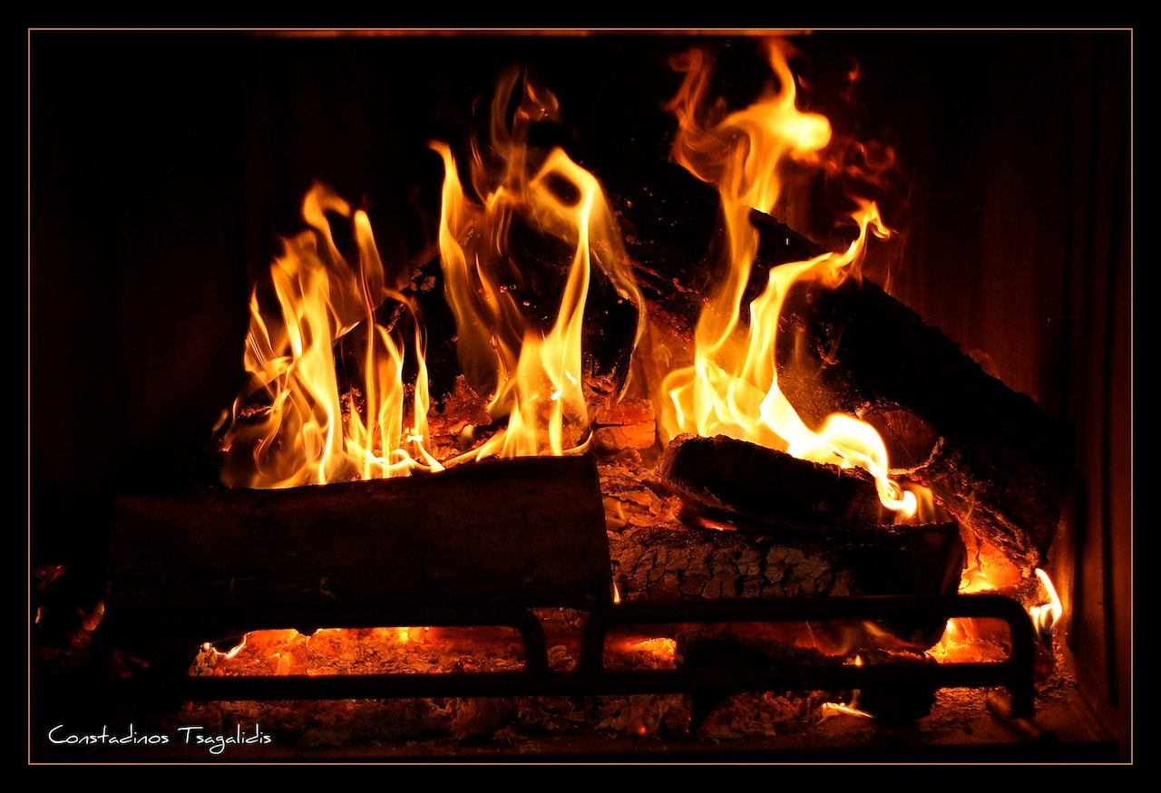 Photograph Fire by Konstantinos Tsagkalidis on 500px
