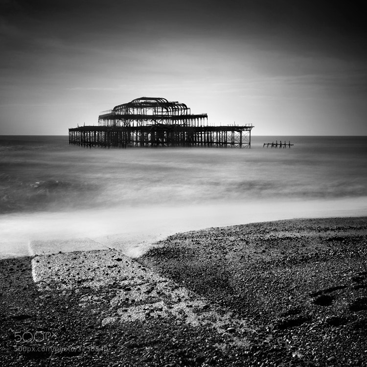 Photograph Brighton Pier by Nina Papiorek on 500px