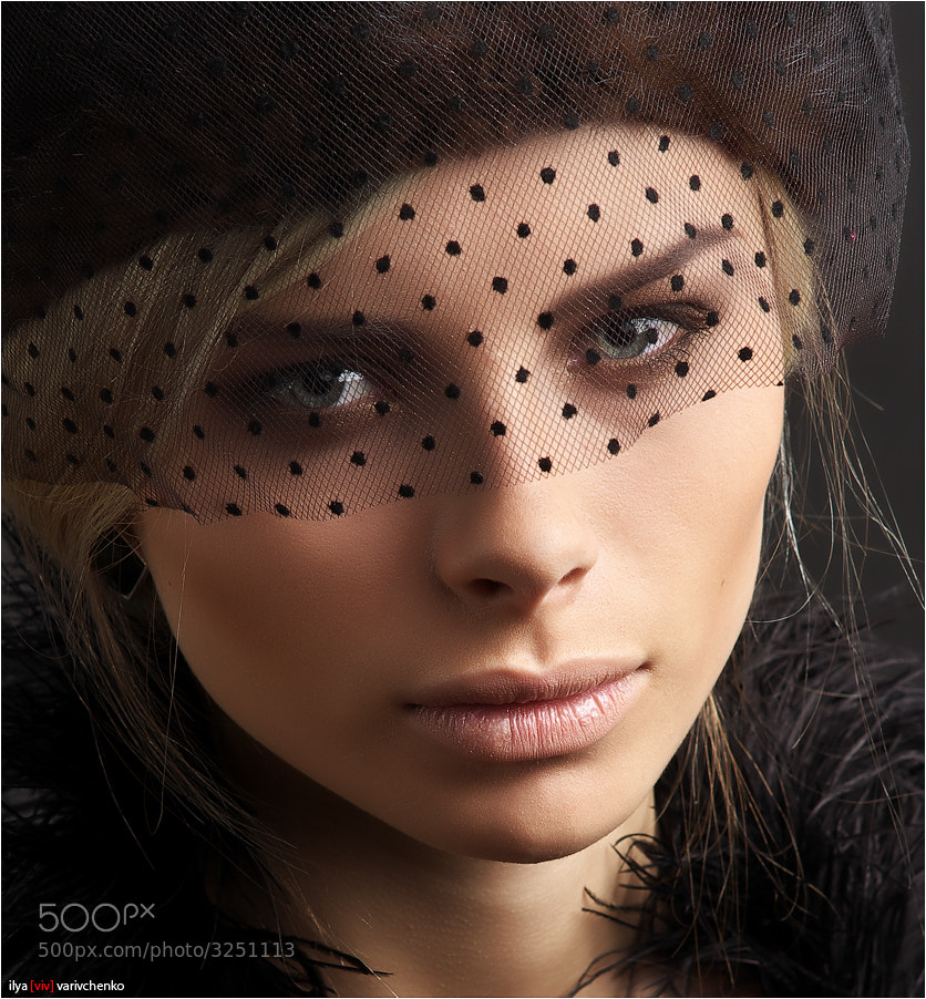 Photograph Марина. by Ilya Varivchenko on 500px