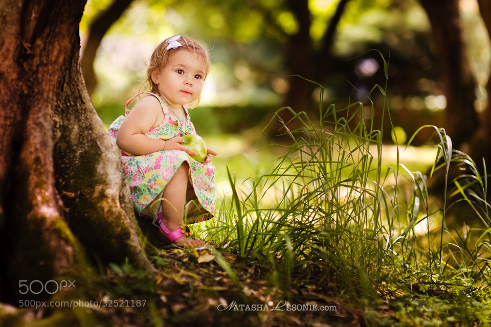 Photograph Baby  by Natasha Lesonie on 500px