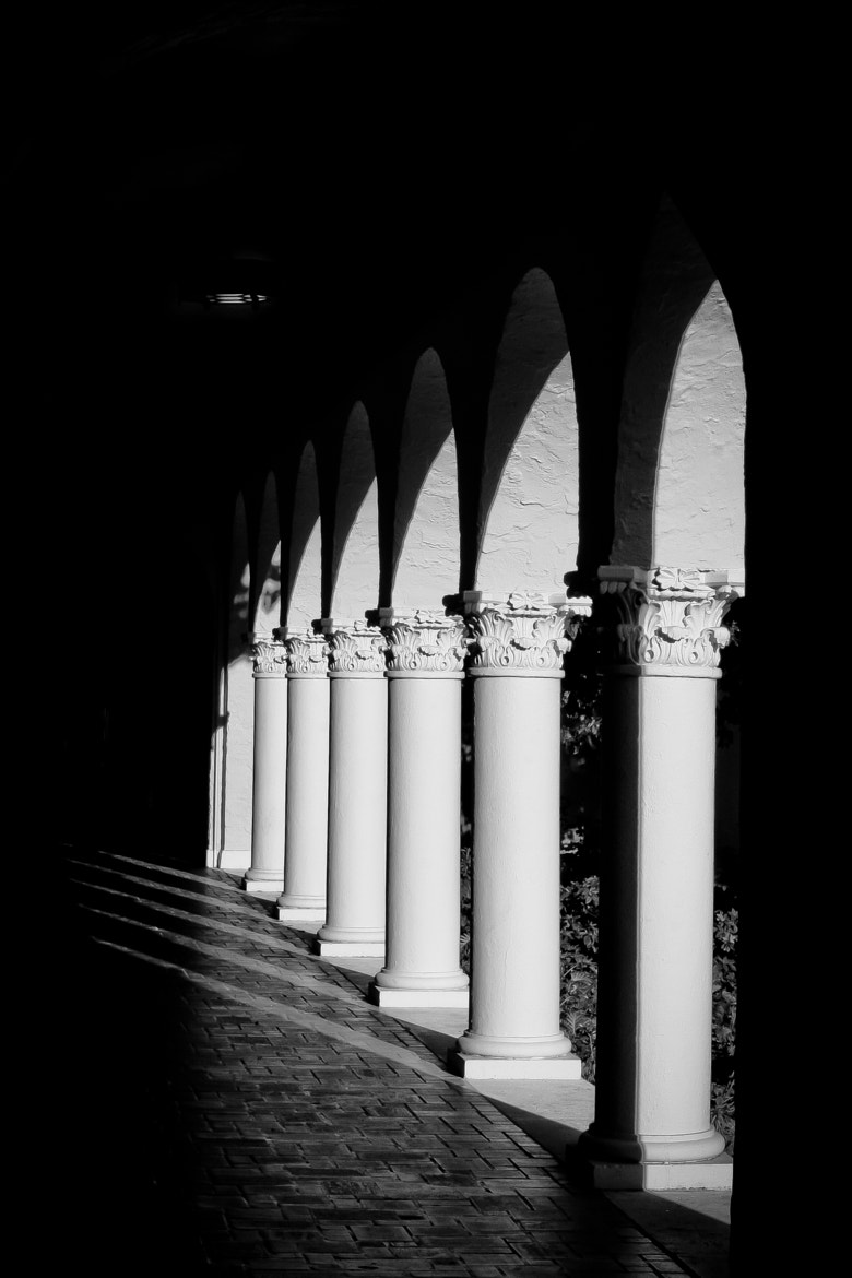 Photograph Arched Shadows by Jun Alcordo on 500px