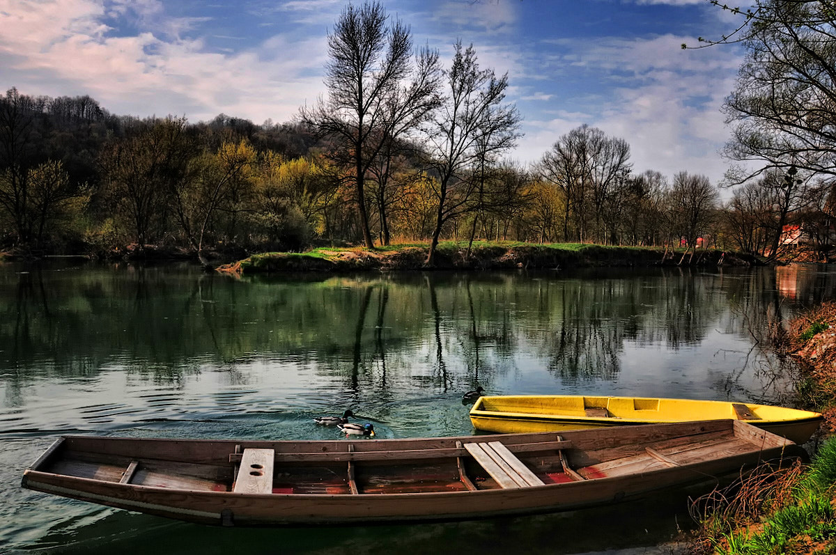 Photograph On the Una River by Patricija Vučić on 500px