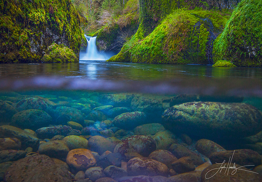 Photograph Punchbowl Blue by Lijah Hanley on 500px