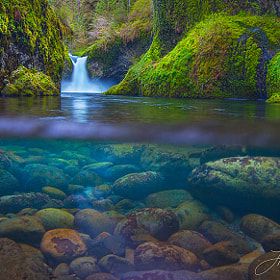 Punchbowl Blue by Lijah Hanley on 500px.com