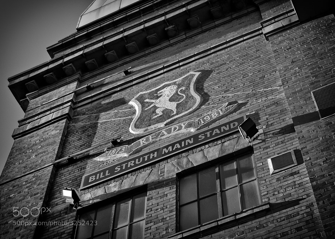 Photograph Bill Struth Main Stand by David Early on 500px