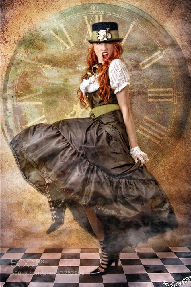 Photograph Steampunkin' III by Rebekah W on 500px