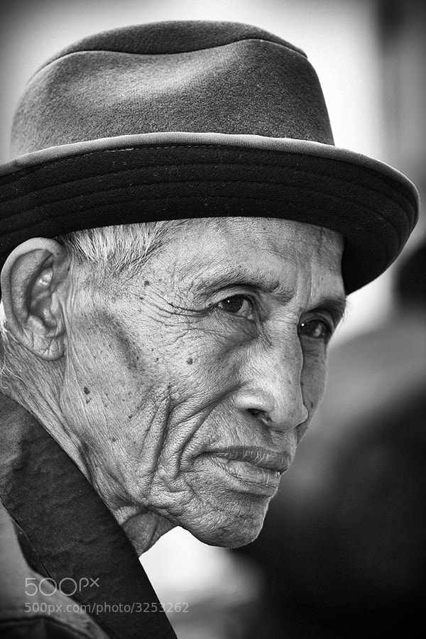 Photograph Old Man... by Irfan Hikmawan on 500px