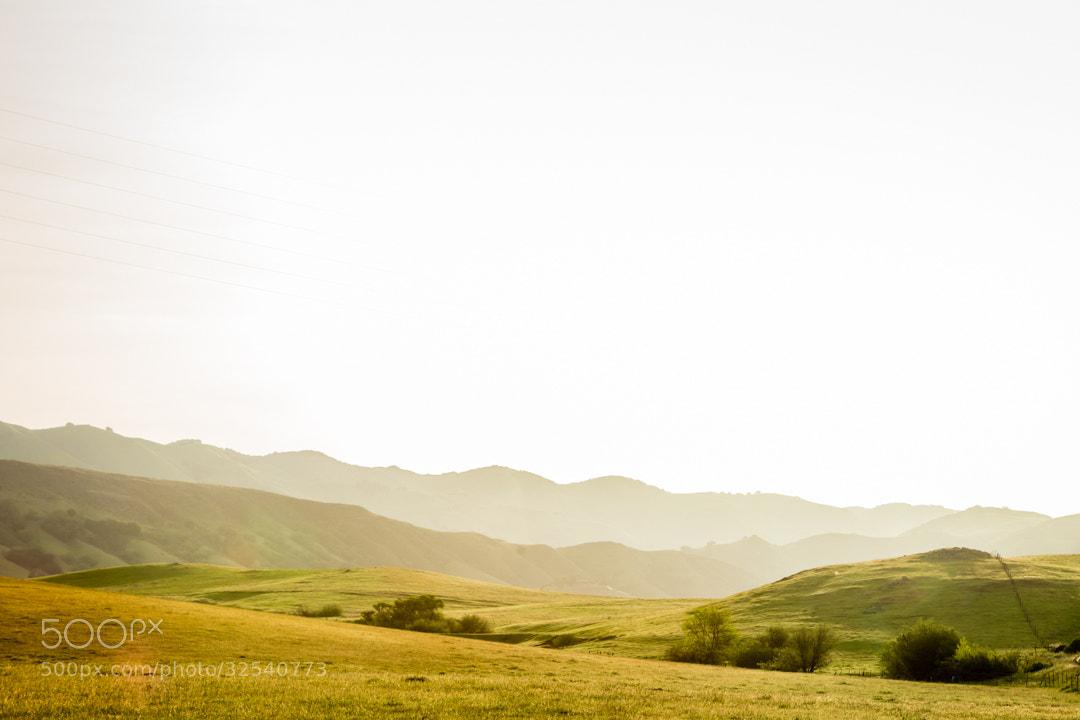 Photograph San Luis Obispo Landscape by Patrick Sternkopf on 500px