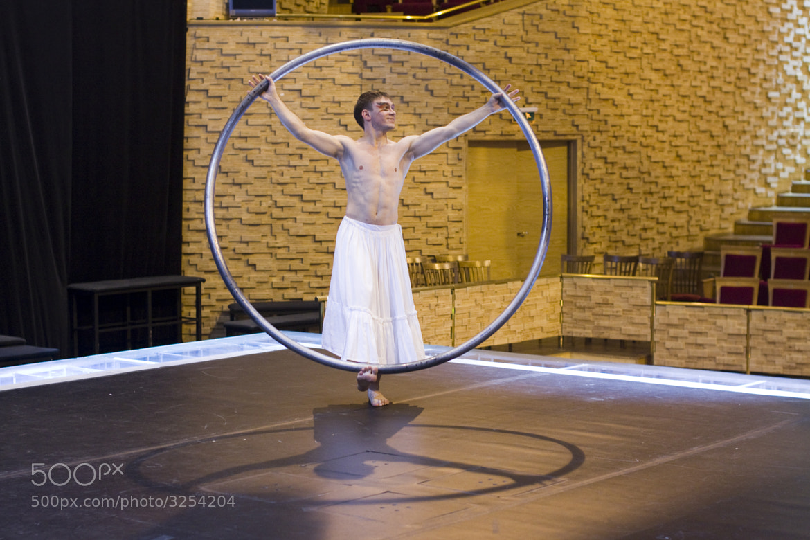 Photograph Wheel and acrobat. by Igor Pushin on 500px