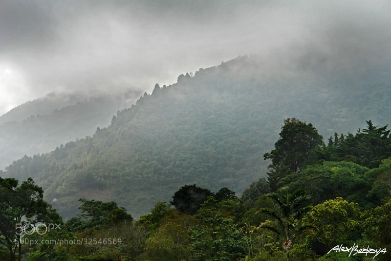 Photograph Farallones de Cali by Alex Bedoya on 500px