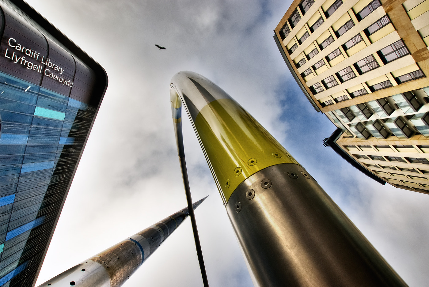 Photograph 21st Century City by Gary Howells on 500px