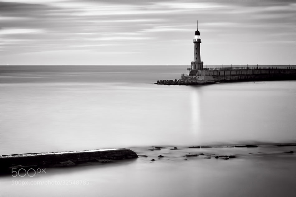 Photograph The lighthouse ... by Ahmed Abdulazim on 500px