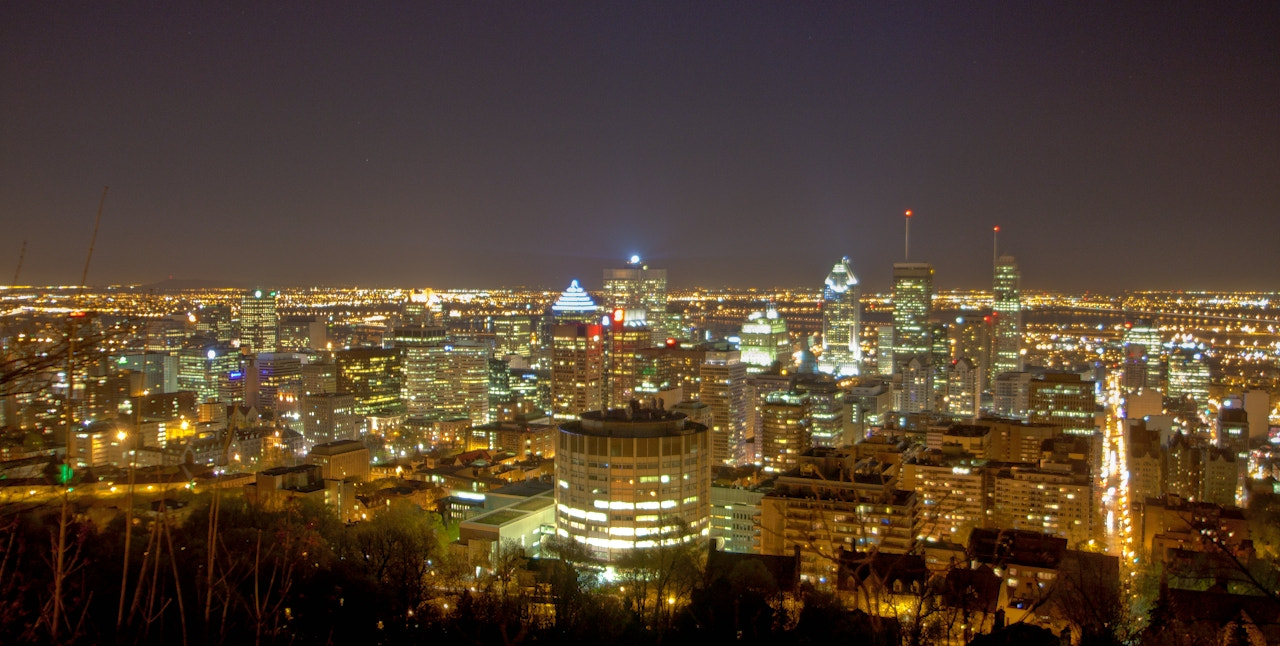 Photograph Montreal View by Cristi T on 500px